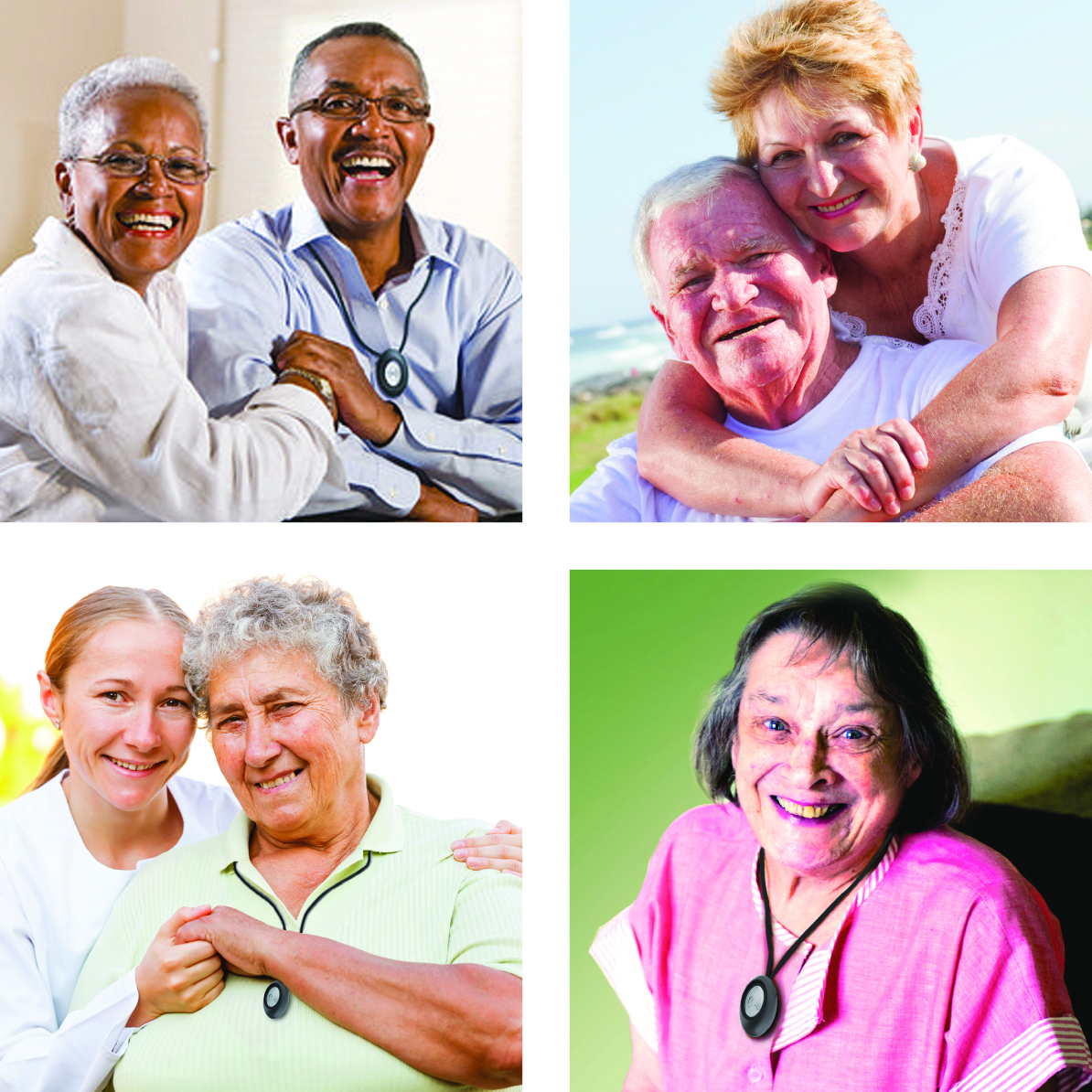 Herts Careline photo montage